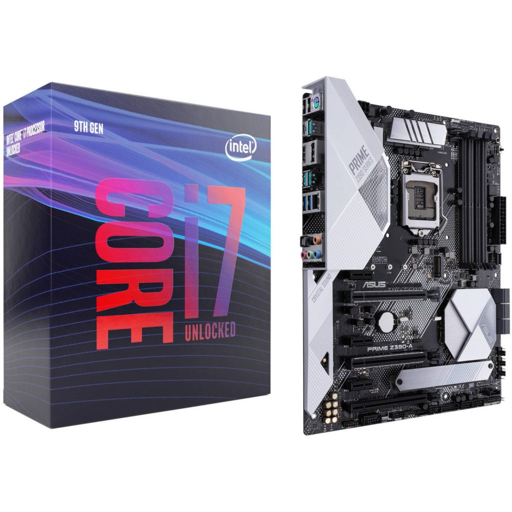AMD vs. Intel Motherboard