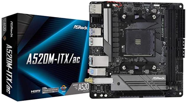 ASRock A520M ITXAC