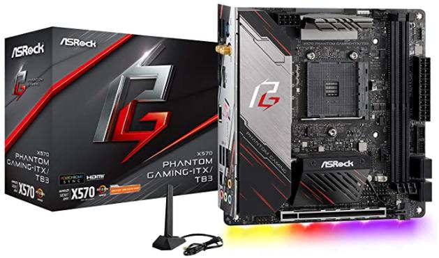 ASRock X570 Phantom Gaming ITXTB3