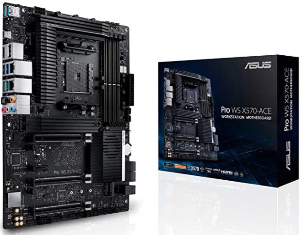 ASUS AMD AM4 Pro WS X570-Ace