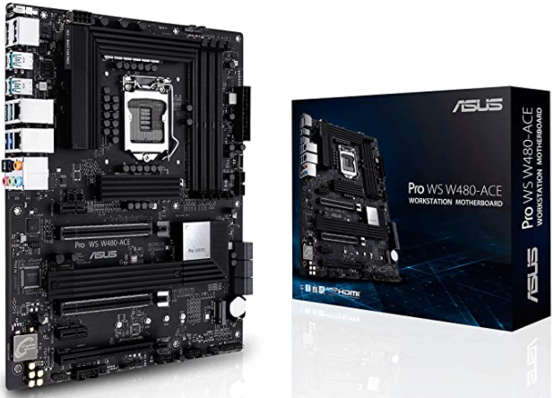 ASUS Pro WS W480 ACE LGA1200