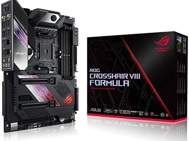 ASUS ROG X570 Crosshair VIII