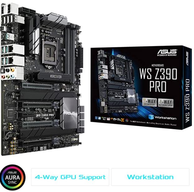 ASUS WS Z390 PRO