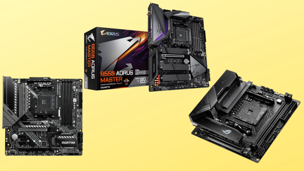 Best AMD Motherboard