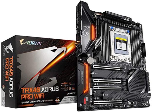 Gigabyte TRX40 Aorus Pro