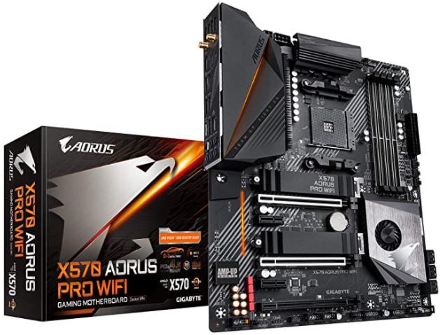Gigabyte X570 Aorus Pro Wi-Fi