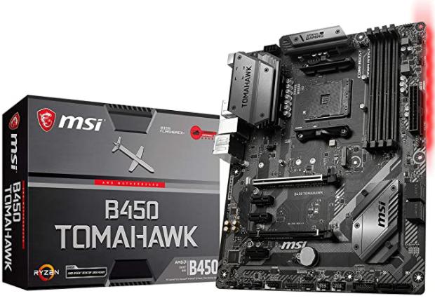 MSI Arsenal B450 Tomahawk