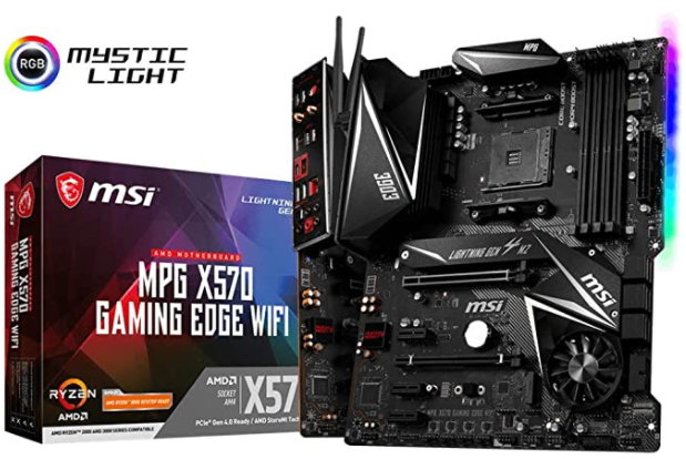 MSI MPG X570 Gaming Edge