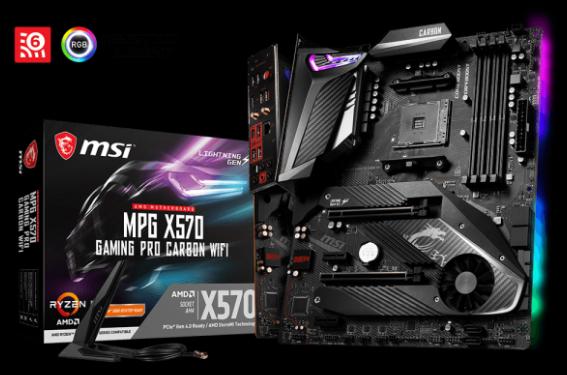 MSI MPG X570 Gaming Pro Carbon (Wi-Fi)