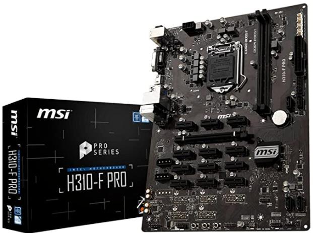 MSI Pro H310 LGA 1151
