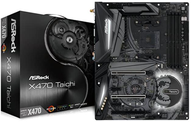 ASRock AMD X470 Taichi