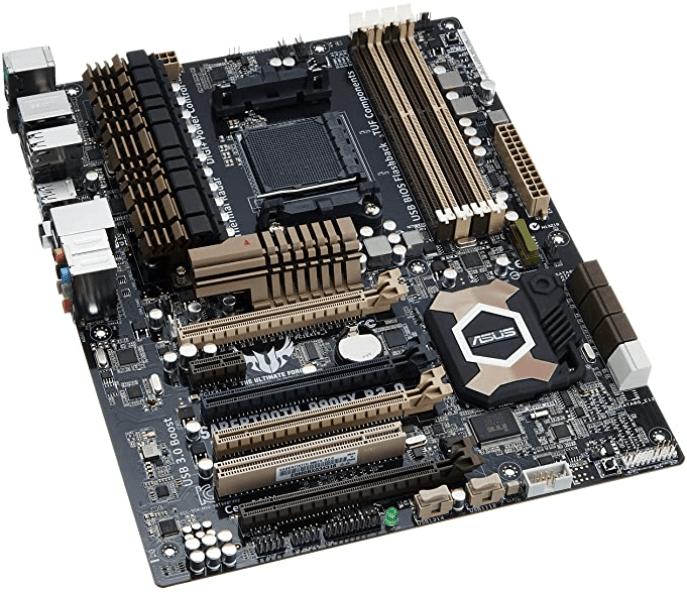 ASUS TUF SABERTOOTH 990FX R2.0 Socket AM3+ DDR3