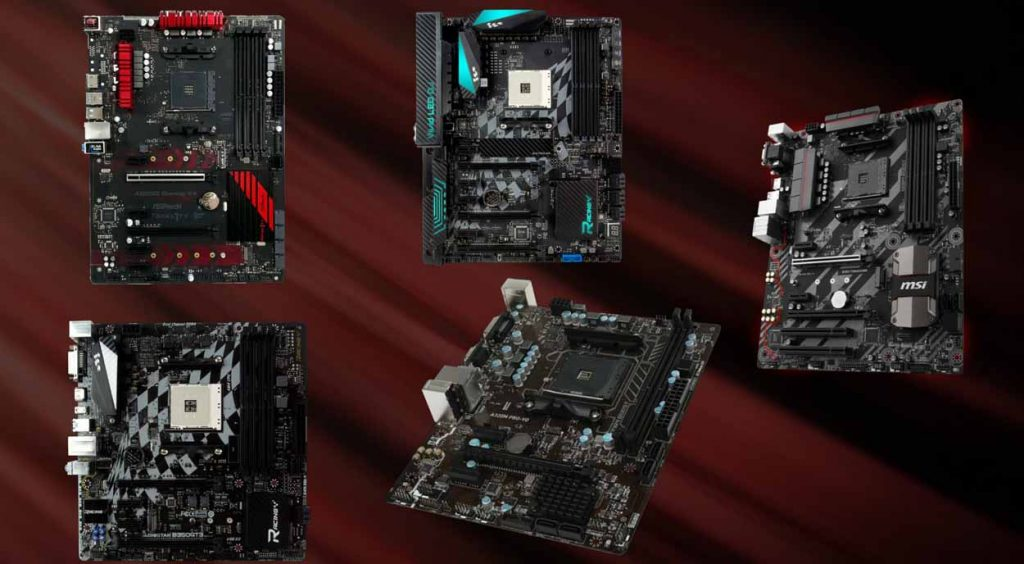 Best Motherboard for Ryzen 7 1700x