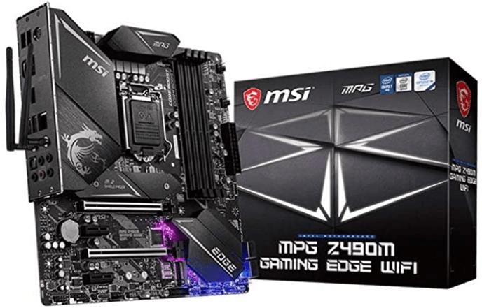MSI MPG Z390 Gaming Edge AC LGA1151