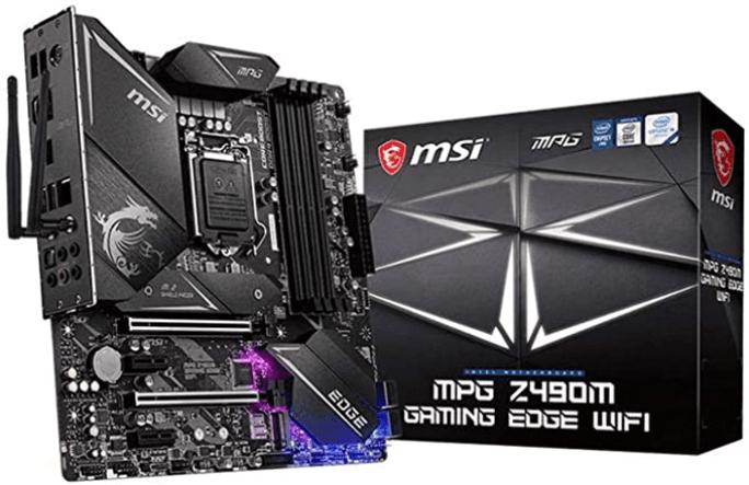MSI MPG Z490M Gaming Edge