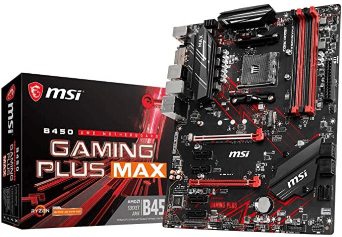 MSI Performance Gaming B450 GAMING PLUS Max