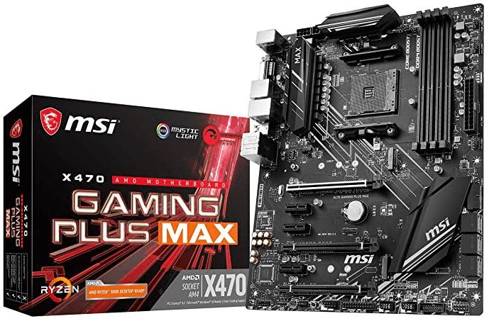 MSI Performance X470 Gaming Plus