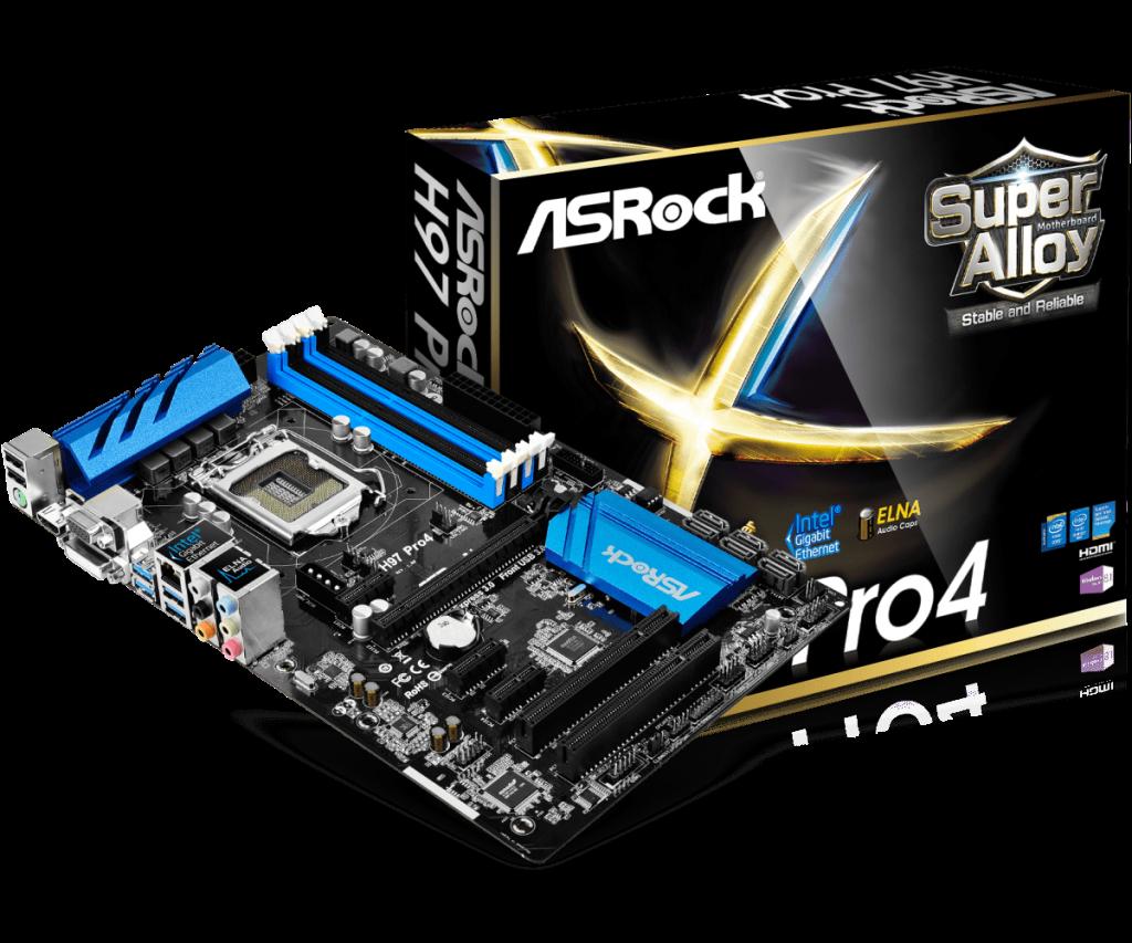 ASRock H97 Pro4 Review