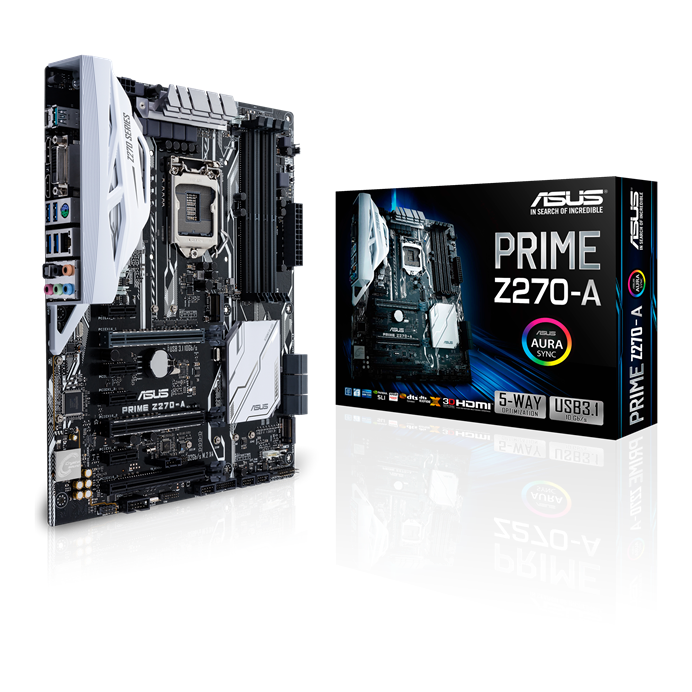 ASUS Prime z270-A Review