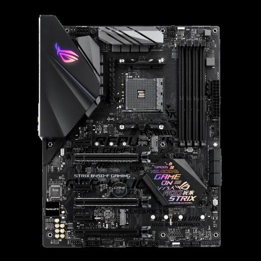 ASUS ROG Strix B450-F Gaming Review