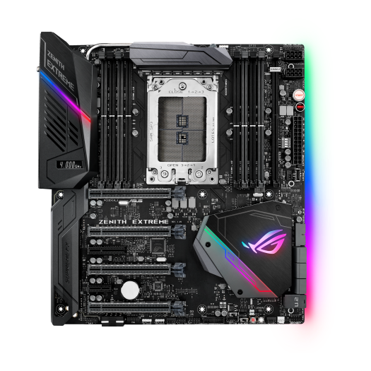 ASUS ROG Zenith Extreme Review
