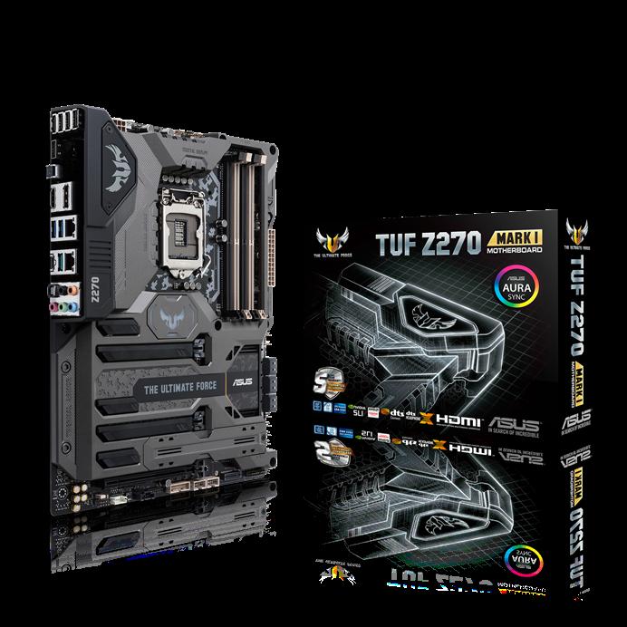 ASUS TUF Z270 Mark 1 Review
