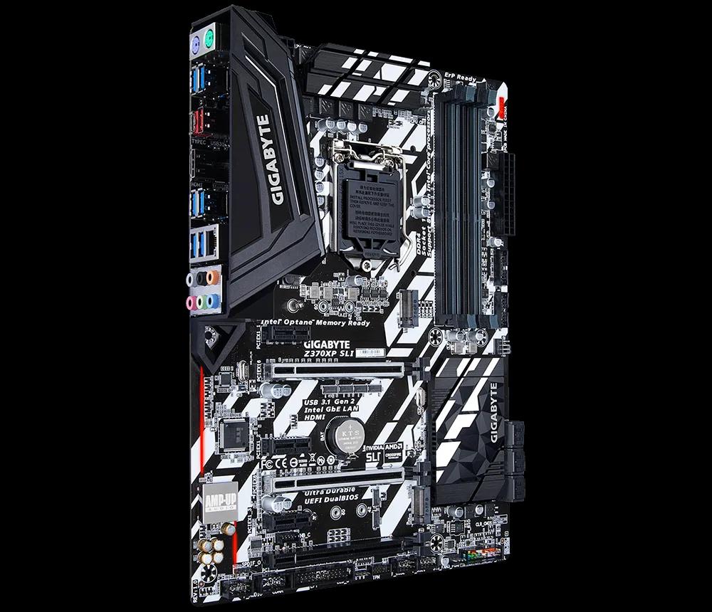 Gigabyte Z370XP SLI Review