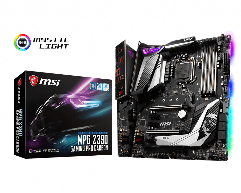 MSI MPG Z390 Gaming Pro Carbon Review